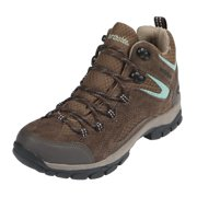 Northside Womens Pioneer Mid Leather Waterproof Hiking Boot