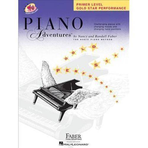 Piano Adventures: Primer Level, Gold Star Performance