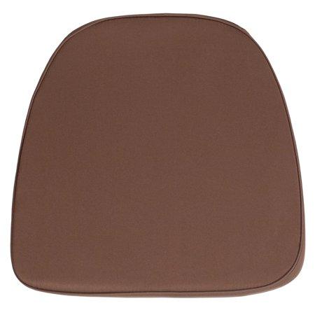 Flash Furniture Soft Fabric Chiavari Chair Cushion, Multiple Colors ()