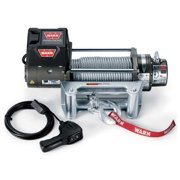 WARN 26502 Electric Winch, 4-4/5HP, 12VDC