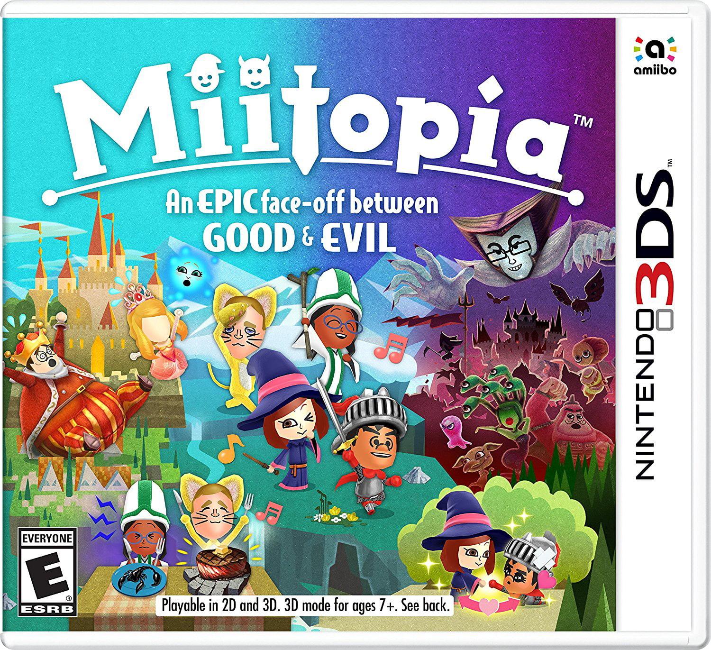 Miitopia, Nintendo, Nintendo 3DS, 045496744700