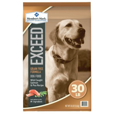 Exceed Salmon Dog Food Reviews