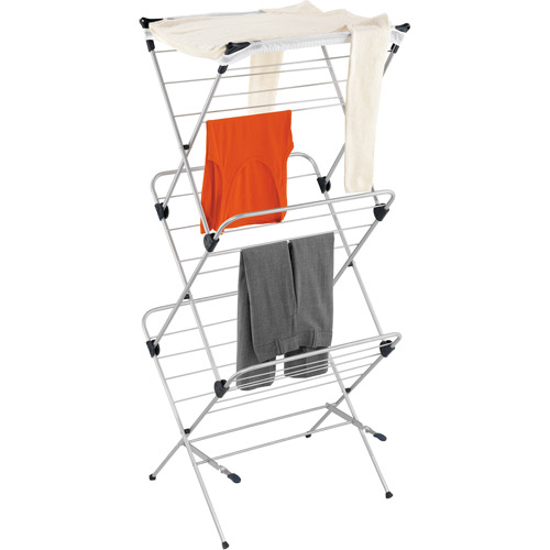 Honey Can Do 3-Tier Mesh Top Drying Rack