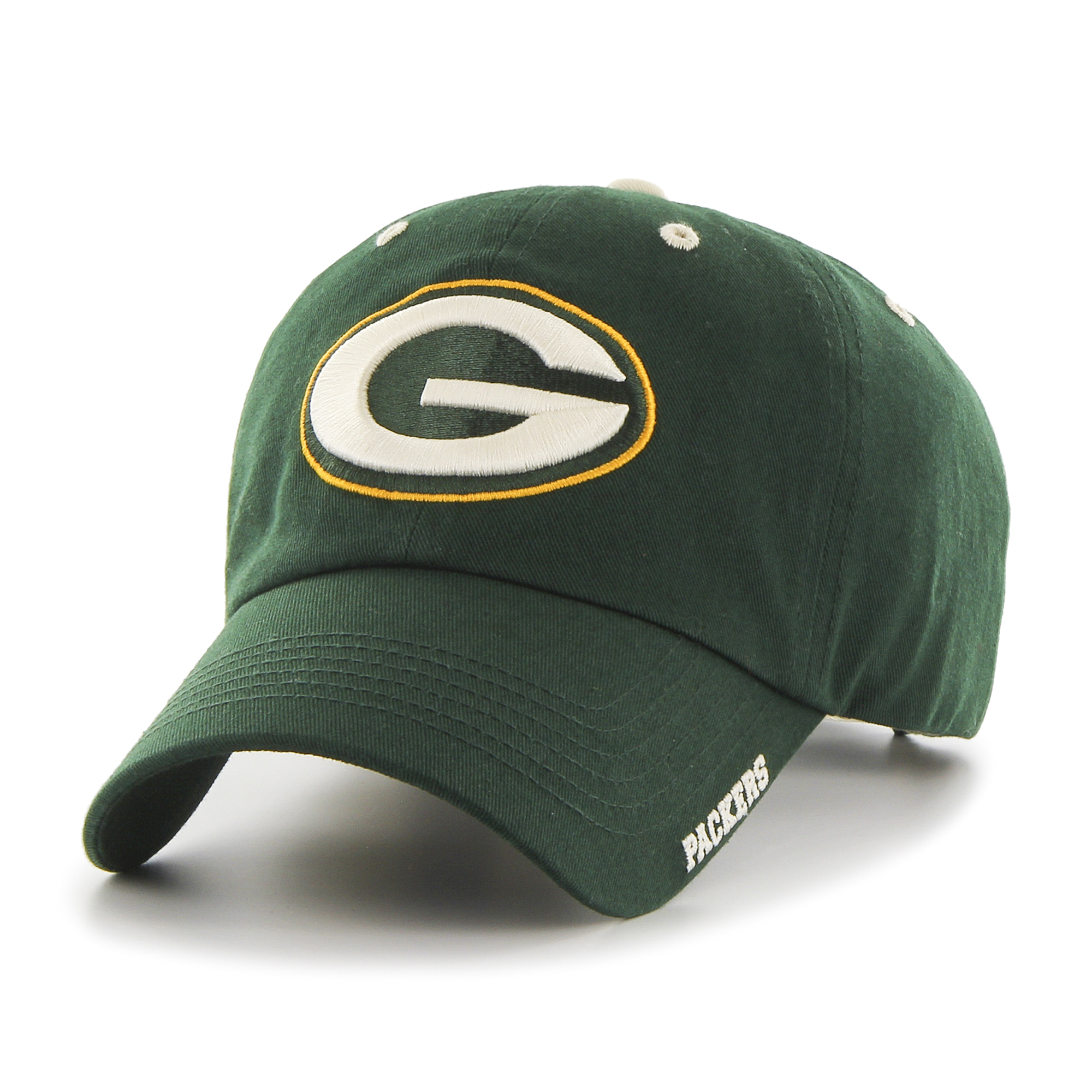 NFL Green Bay Packers Ice Adjustable Cap/Hat by Fan Favorite