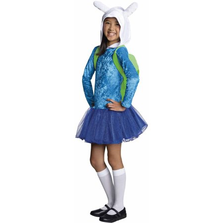 Adventure Time Fionna Child Halloween Costume - 6 Person Halloween Costumes