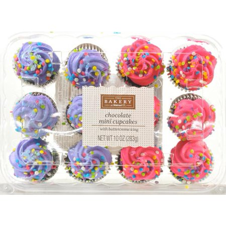 Cupcake Cakes From Wal Mart
