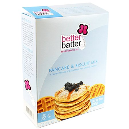BETTER BATTER - PANCAKE/BISCUIT MIX GF 20OZ