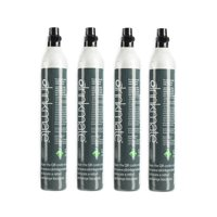 60L CO2 Refill Cylinders for Soda Makers (4 pack)
