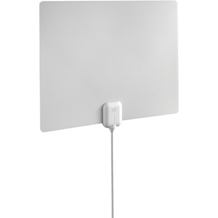 One For All 14542 Amplified Indoor Ultrathin HDTV Antenna (Hdtv Thin)