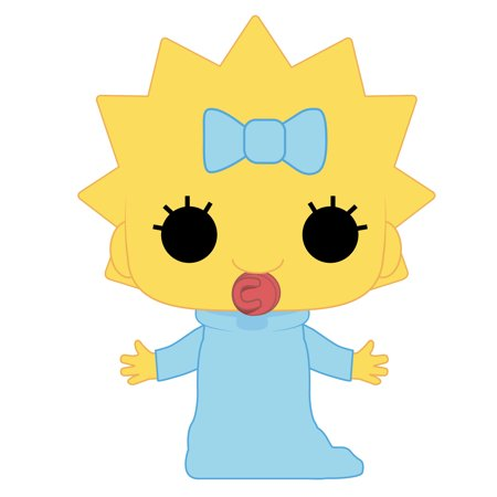 Funko POP! Animation: The Simpsons - Maggie