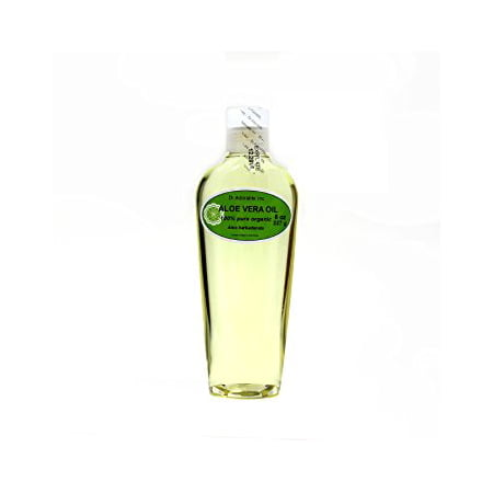 Dr. Adorable - 100% Pure Aloe Vera Oil Organic Cold Pressed Infused Natural Hair Skin -8 (Aloe Vera Fragrance Oil)
