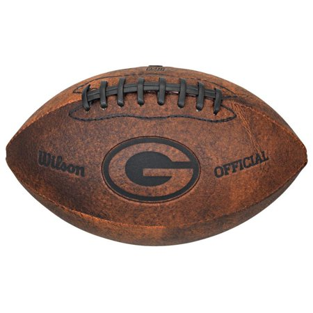 NFL Wilson - 9inch Collectible Football, Green Bay Packers