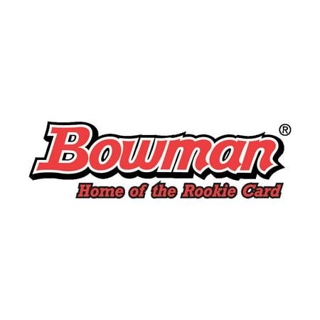 2019 Topps Bowman Platinum National Baseball Card Day Special Edition Hanger - 05 Bowman Card