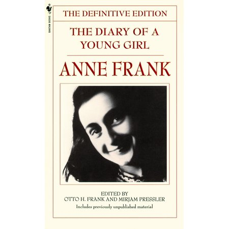 The Diary of a Young Girl : The Definitive (The Diary Of A Young Girl Novel)