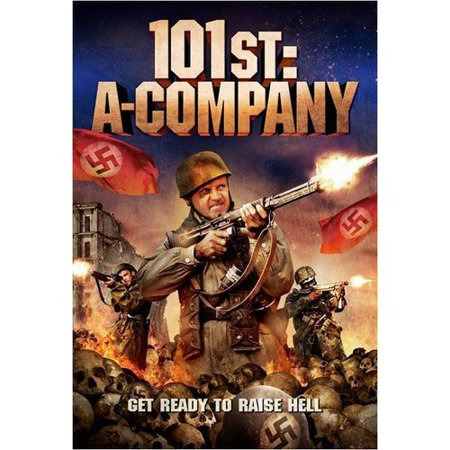 Image of 101st: A-Company (Widescreen)