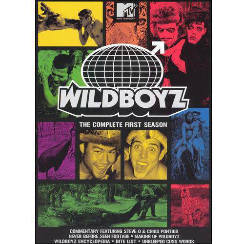 Wildboyz: The Complete First Season (Full Frame)