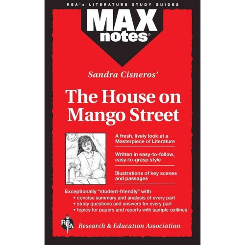 Maxnotes the House on Mango Street