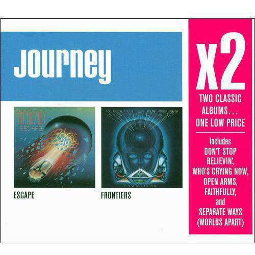 X2: Escape/Frontiers (2CD)