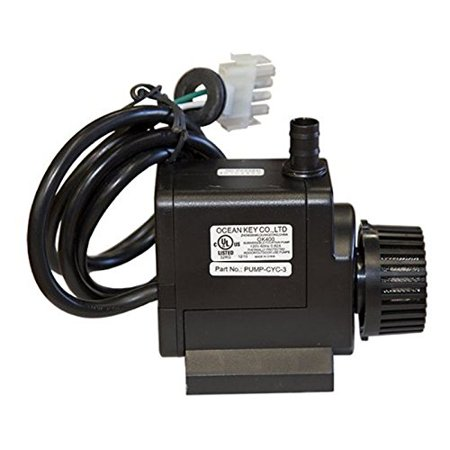 Replacement Cyclone Assembly - Portacool Cyclone Replacement Pump - Fits 2000 & 3000 Evaporative Coolers Model