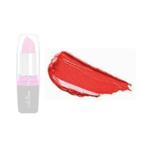 LA Colors Hydrating Lipstick - Hottie (12 Paquets) - image 1 de 1
