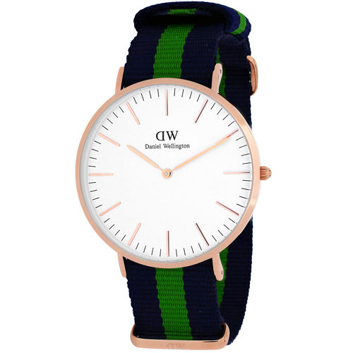 Daniel Wellington Men's Classic Warwick