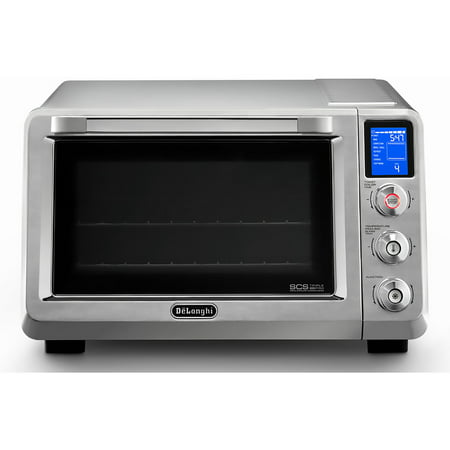 DeLonghi Livenza Convection Oven with TriplePro Surround Cooking and 2