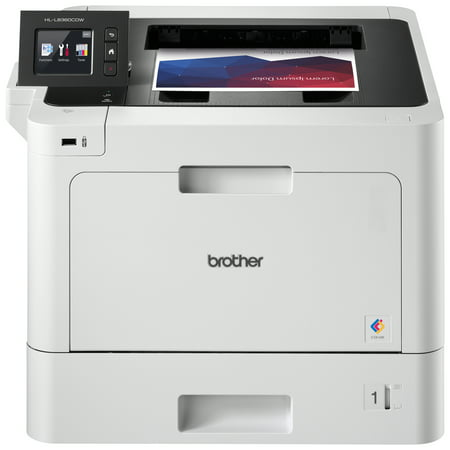 Brother Business Color Laser Printer, HL-L8360CDW, Wireless Networking, Automatic Duplex Printing, Mobile Printing, Cloud