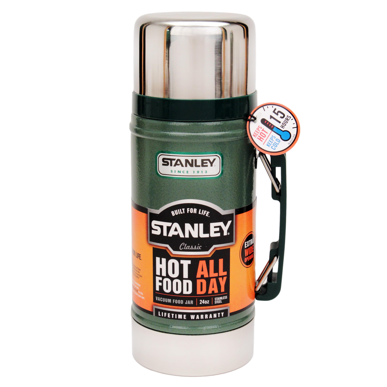 Stanley Classic 24oz Vacuum Food Jar - Walmart.com