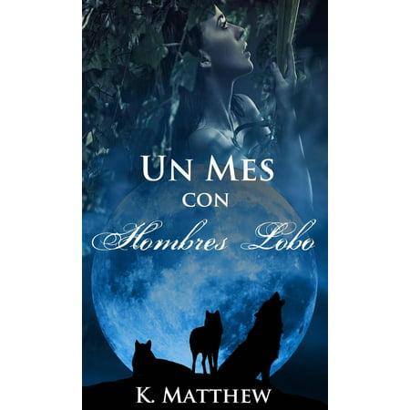 Un mes con hombres lobo - eBook](Hombre Lobo Halloween)