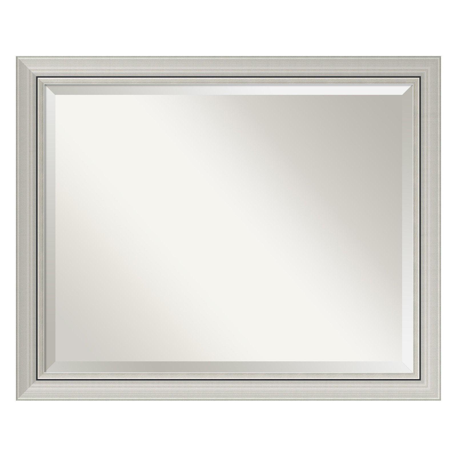 Amanti Art Romano Narrow Bathroom Mirror by Amanti Art