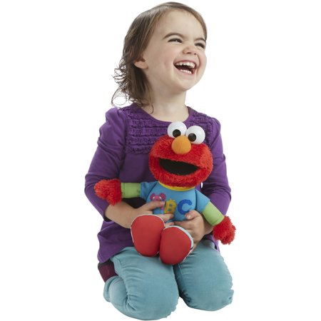 playskool sesame street talking abc elmo figure best