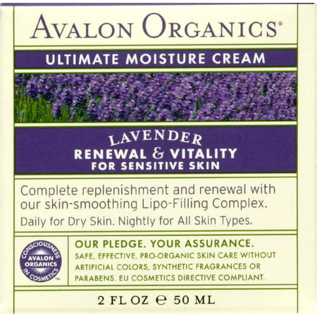 Avalon Organics Lavande Luminosity