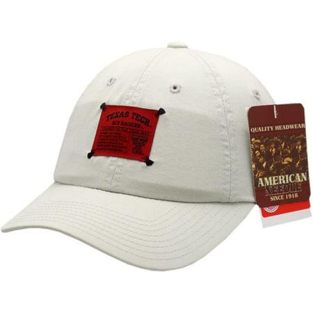 Texas Tech Red Raiders Hat Buckle Back Est 1923](Raiden Hat)