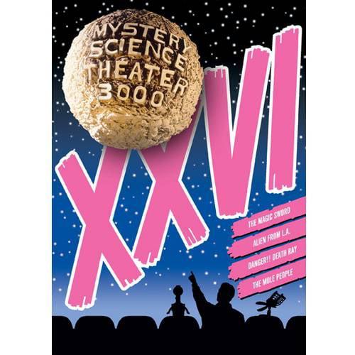 Mystery Science Theater 3000: XXVI (Full Frame)