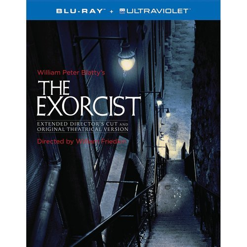 The Exorcist: 40th Anniversary (Blu-ray   DVD   UltraViolet) (With INSTAWATCH) (With INSTAWATCH) (Widescreen)