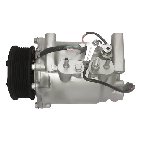 RYC Remanufactured AC Compressor and A/C Clutch EG881 Fits 2002, 2003, 2004, 2005, 2006 Honda CRV 2.4L