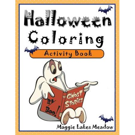 Halloween Coloring Activity Book](Halloween Block Center Activities)