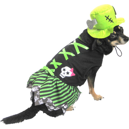 Dog Halloween Costume, Witch, Multiple Sizes Available
