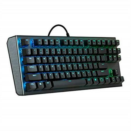 Peripheral Master (Cooler Master CK530 Tenkeyless Gaming Mechanical Keyboard with RGB Backlighting)