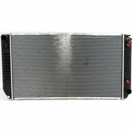 K2500 Suburban Radiator (NEW RADIATOR FITS 1994-2000 GMC K2500 89018624)