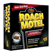 Black Flag Roach Motel Insect & Roach Trap, 2 Count