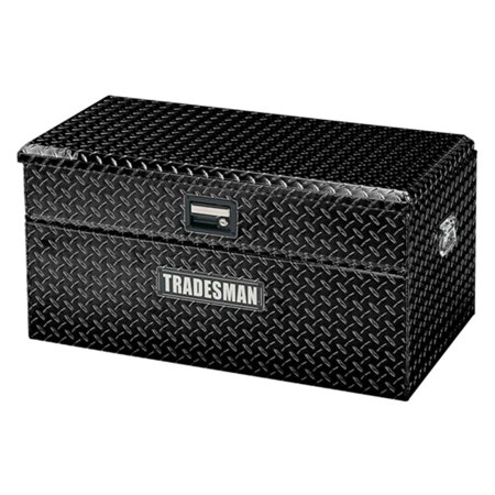 Small Truck Tool Box >> Tradesman Small Size 36 In Single Lid Wider Design Flush Mount Truck Tool Box