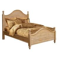 Sunset Trading Vintage Casual Platform Bed