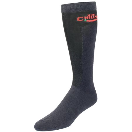 Men's Mens Xtra Lo Volume Sock (Black, Medium), Engineered for high performance when the least amount of sock volume is demanded. By Hot Chillys