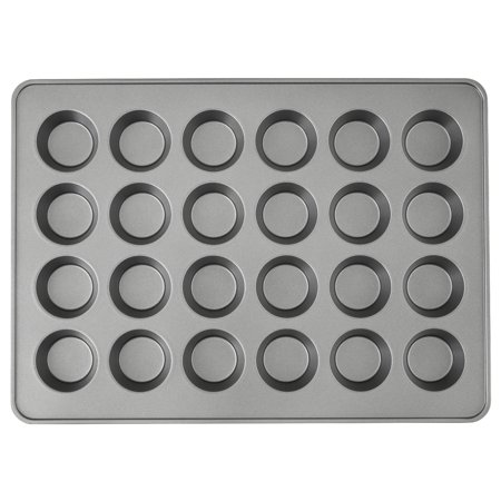 Heart Cupcake Pan - Wilton Bake It Better Non-Stick Muffin and Cupcake Pan, 24-Cup