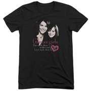 Gilmore Girls Title Mens Tri-Blend Short Sleeve Shirt