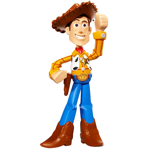 Toy Story 3 Talking Woody Action Figure by