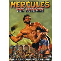 Hercules the Avenger / Hercules and the Black Pirate (DVD)