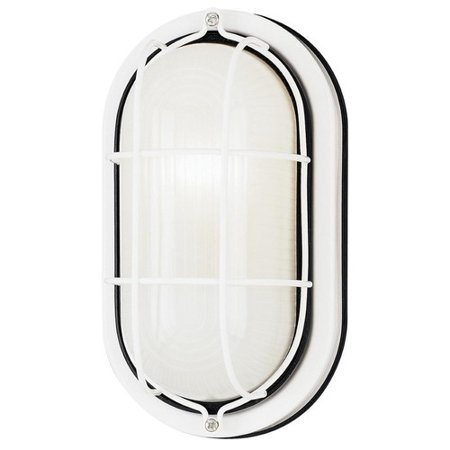 Westinghouse Lighting 6783500 White Exterior Wall Fixture