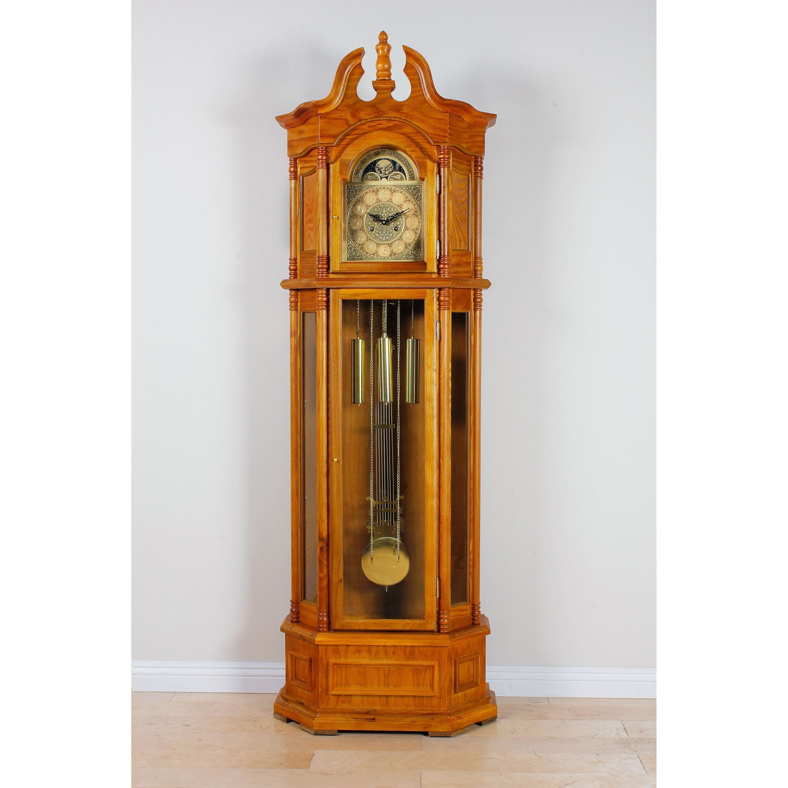 Acme Furniture Filmour Grandfather Clock by Acme Furniture